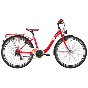 s'cool chiX 26 21-S steel Red